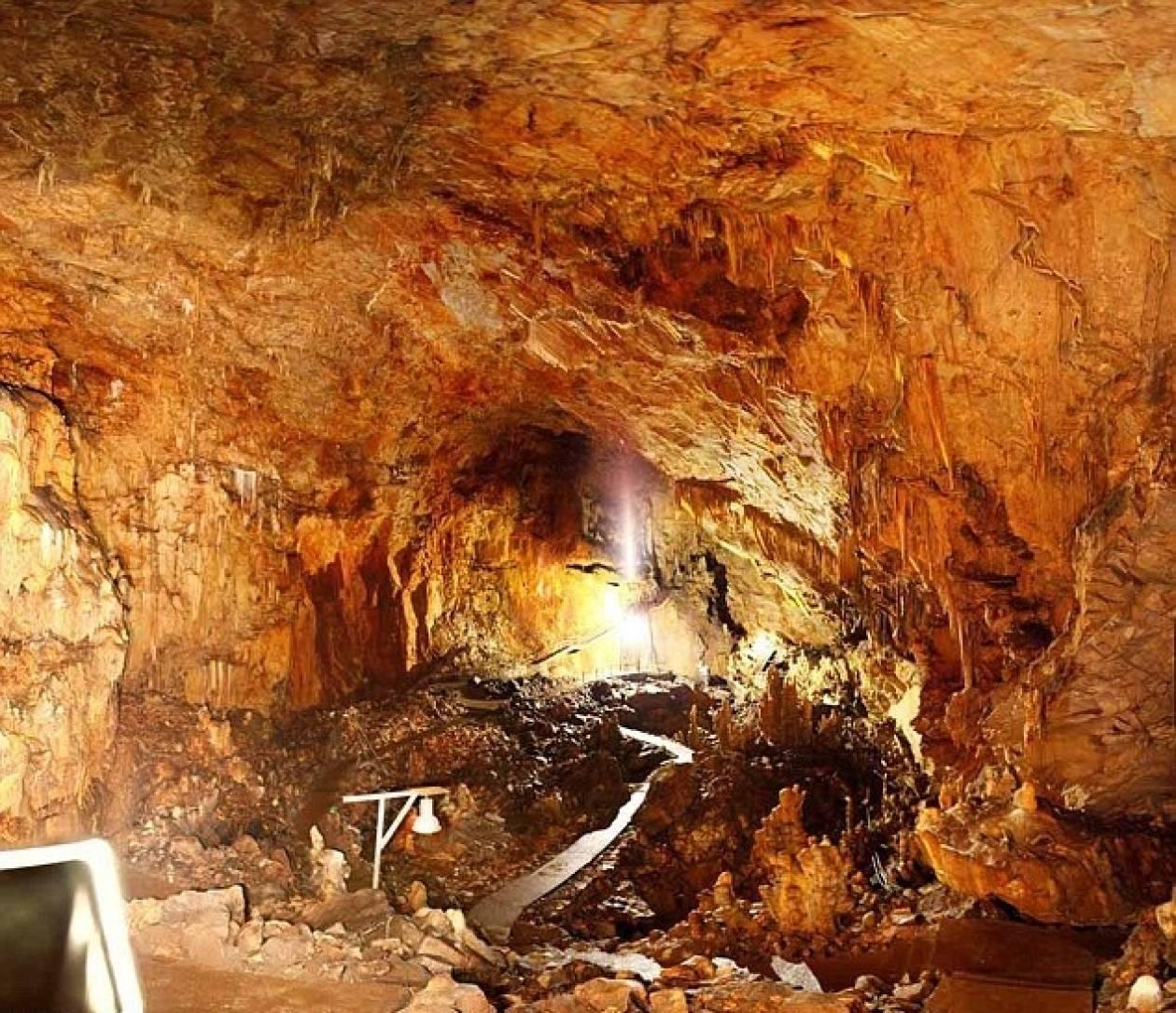 Το σπήλαιο...που οδηγεί στον Κάτω Κόσμο