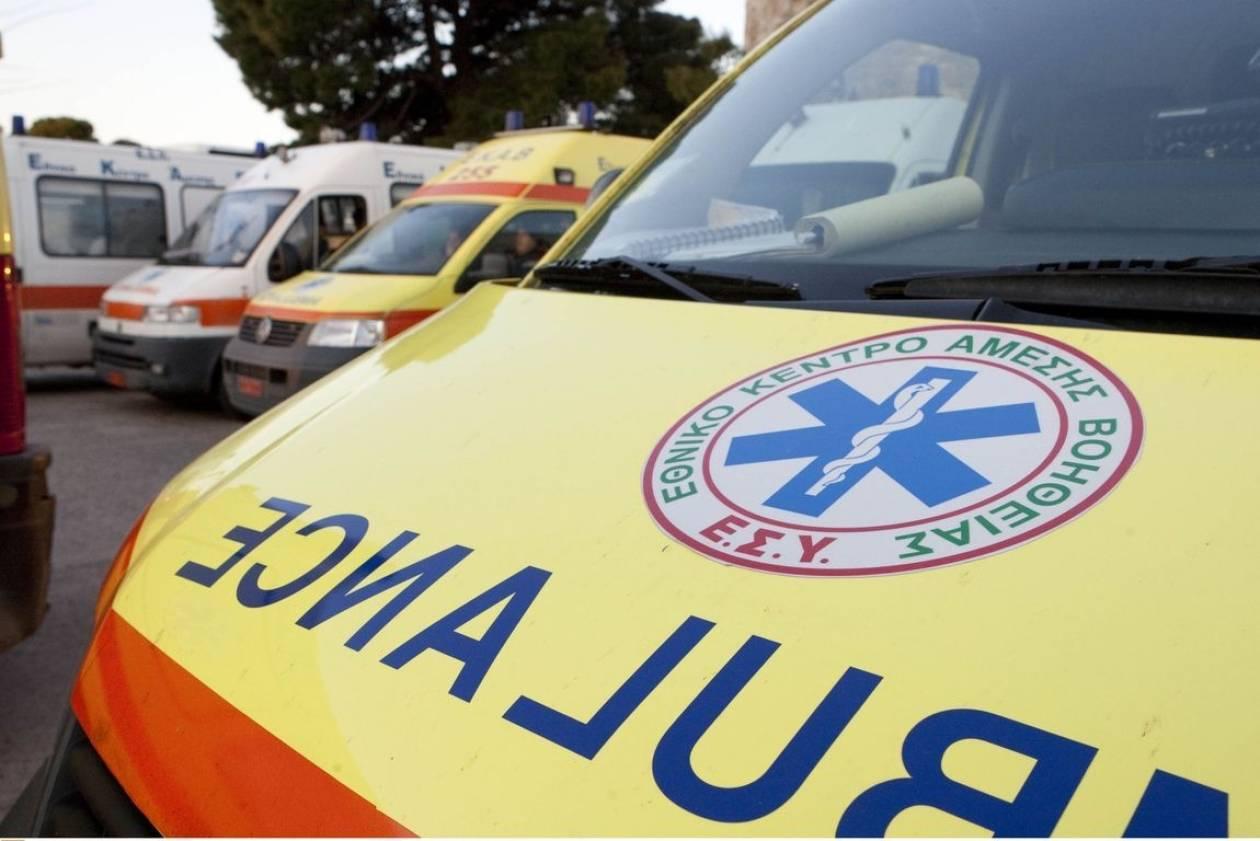 Σοκ στην Κρήτη: Άνδρας έπεσε από ταράτσα