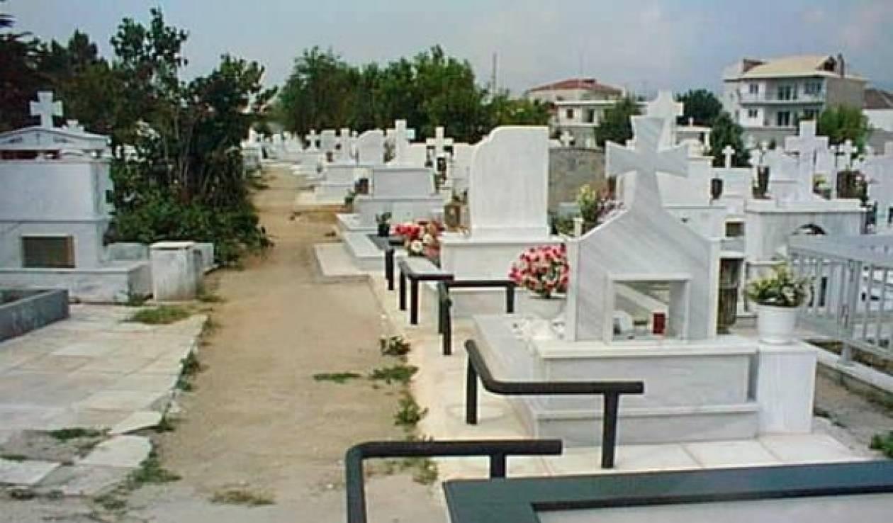 Απαλλάσσονται από το τέλος για την ΕΡΤ …..οι τάφοι !!!