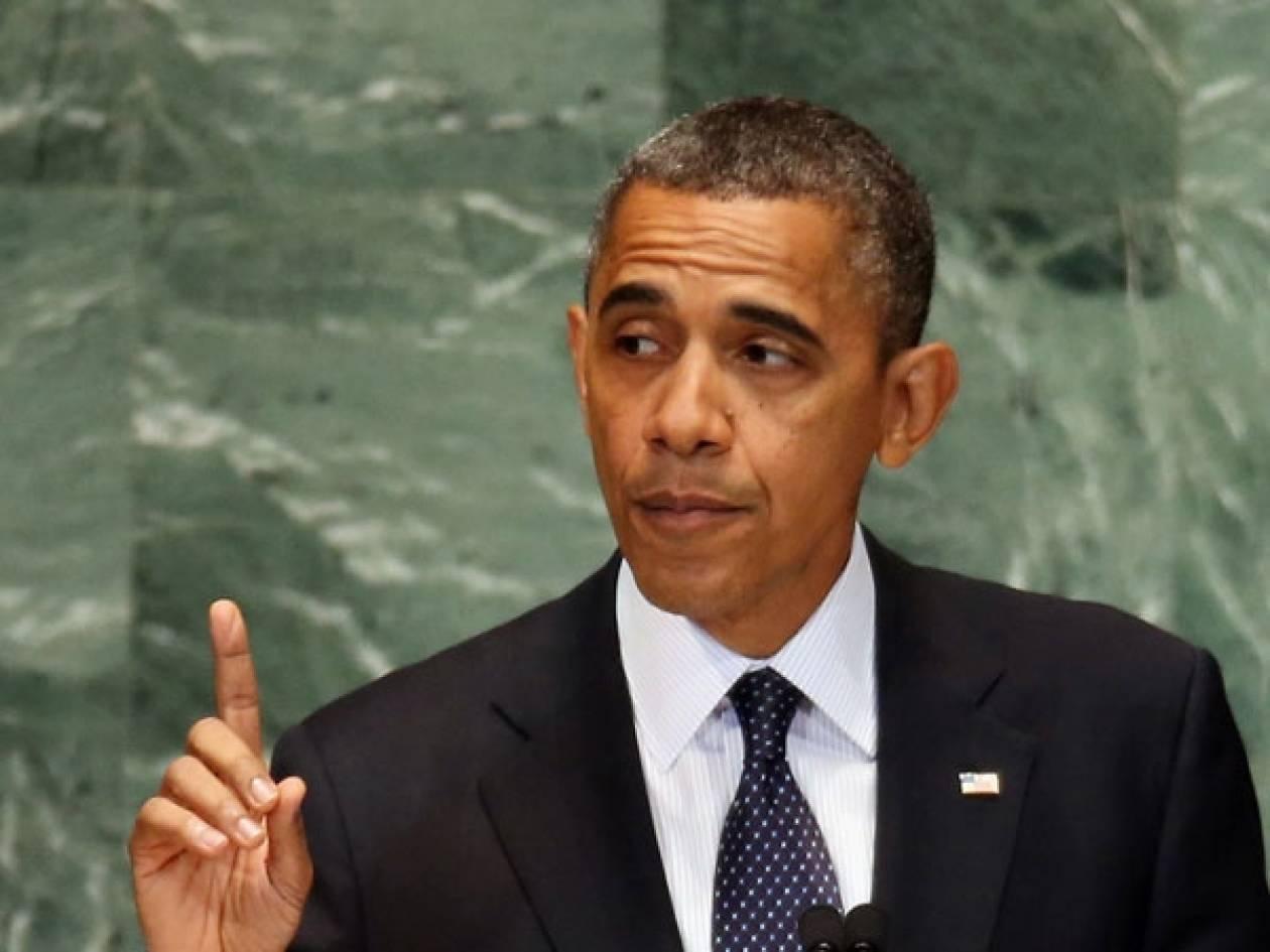 Συρία: Αυστηρή προειδοποίηση Ομπάμα στον Άσαντ