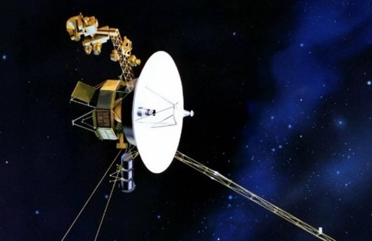 Το Voyager 1 βγαίνει εκτός των ορίων του ηλιακού μας συστήματος