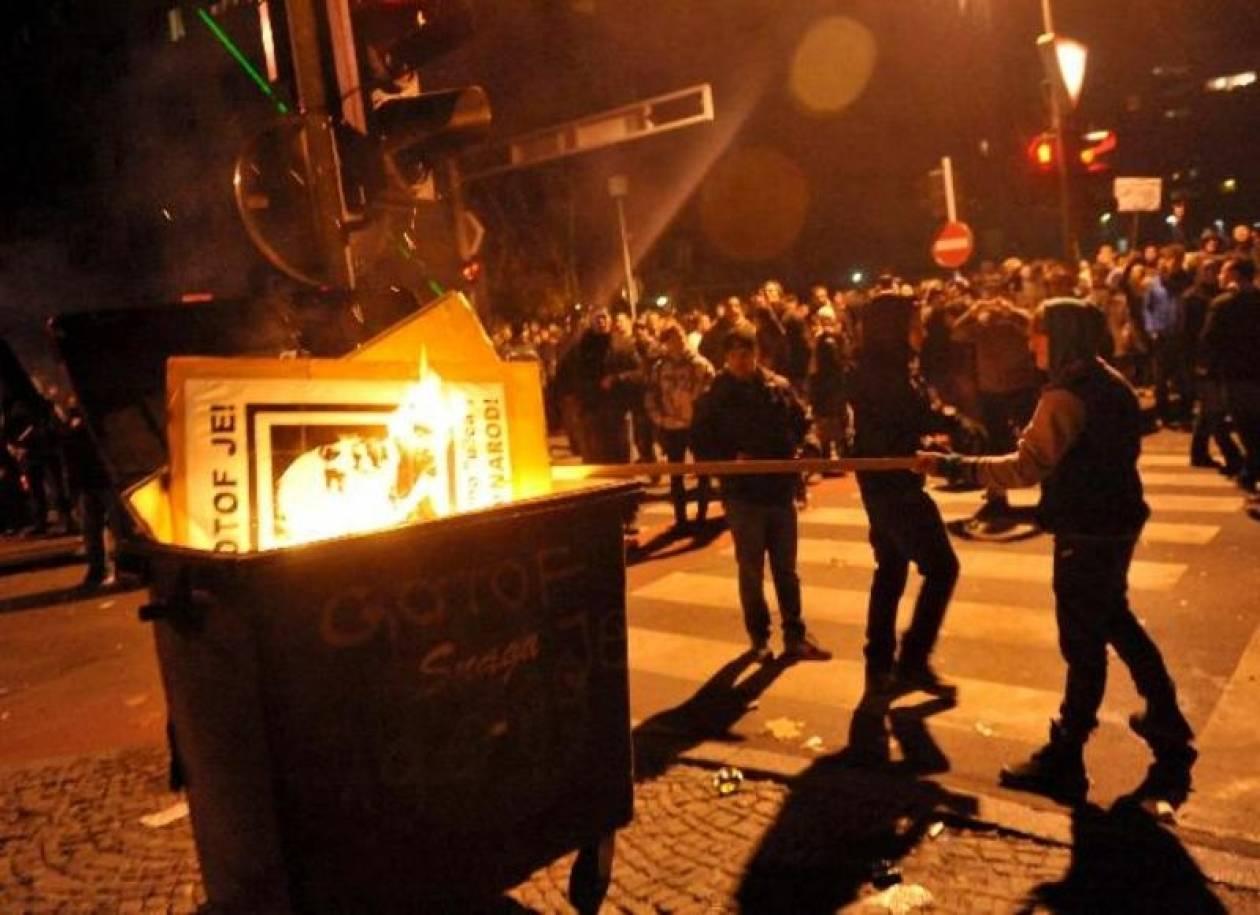 Σλοβενία: Βροχή από πέτρες εναντίον διεφθαρμένου δημάρχου