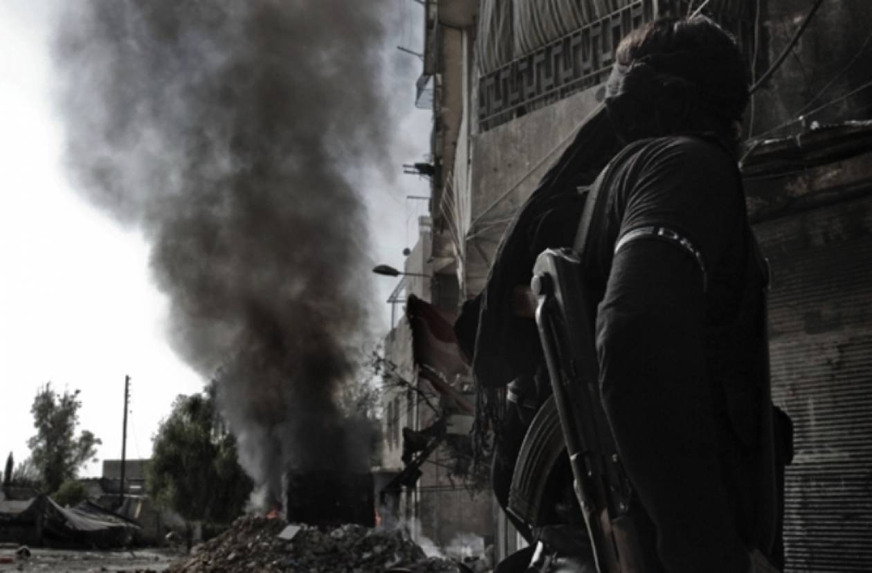 Σύροι αντάρτες δολοφόνησαν δημοσιογράφο
