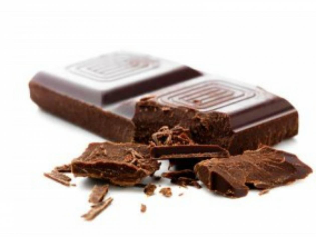 Έφτιαξαν σοκολάτα που δεν λιώνει!