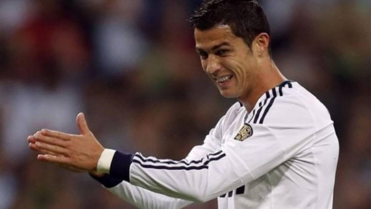 Ρεάλ Μαδρίτης: Ρονάλντο vs sprinter (video)