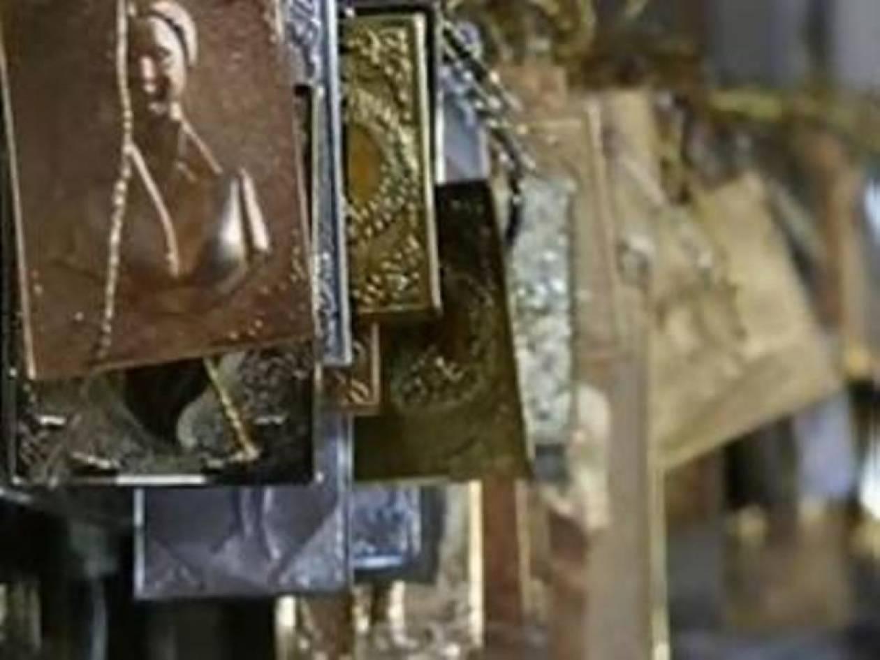 Απίστευτο: Έκλεψε από Ναό εκκλησιαστικά είδη 8.000 ευρώ