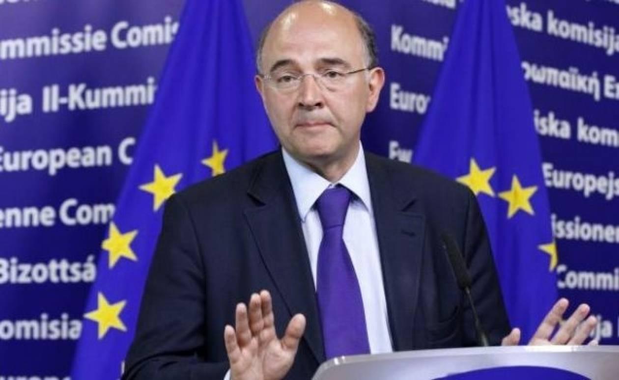 Εμπλοκή της Ρωσίας για το δάνειο στην Κύπρο ζητά ο Μοσκοβισί