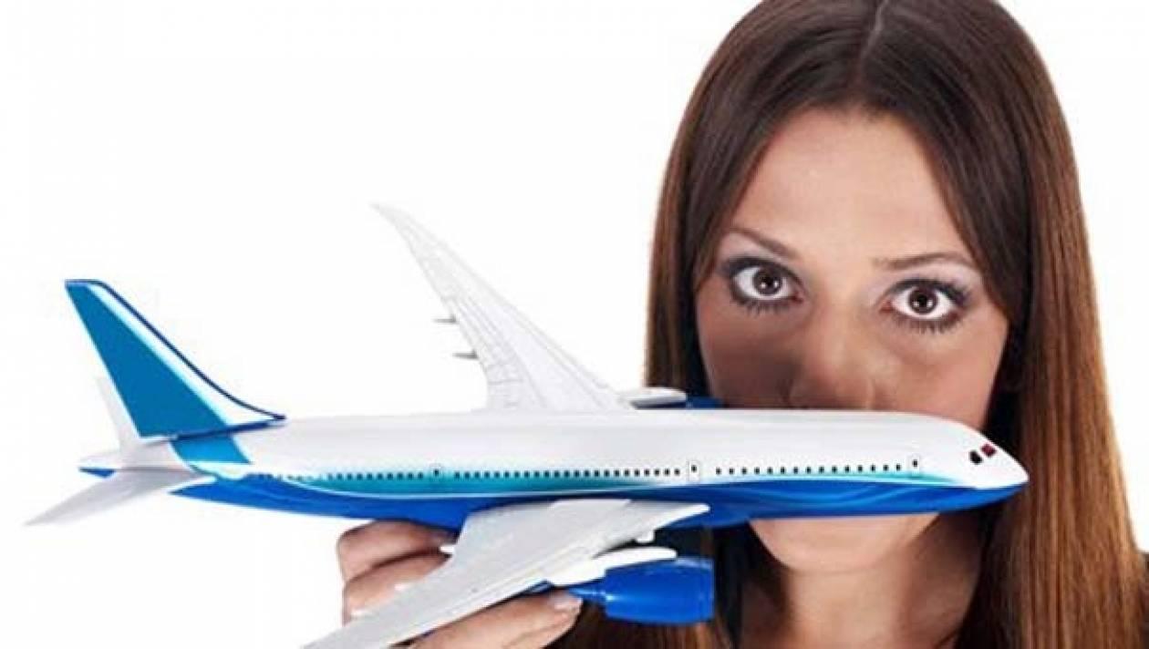 6 φοβίες που σχετίζονται με τα ταξίδια