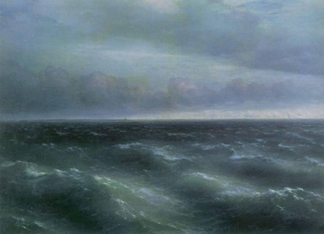 Απίστευτο: Κύματα ύψους τριών μέτρων «χτύπησαν» το Λουτράκι