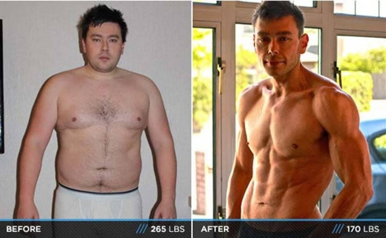 Δείτε πόσο άλλαξαν αυτοί οι άνδρες! (pics)