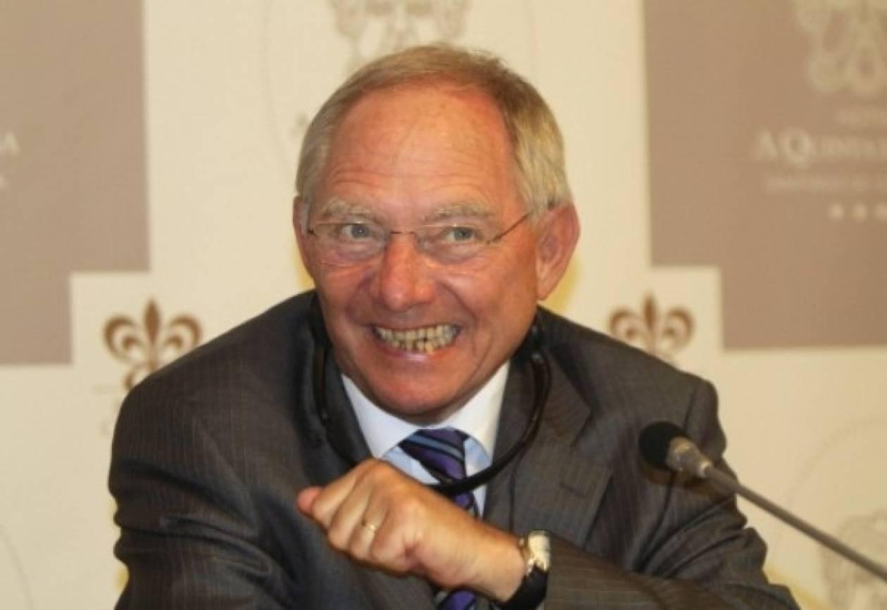 Τον Β. Σόιμπλε προτείνει για την προεδρία του Eurogroup ο Φουκς
