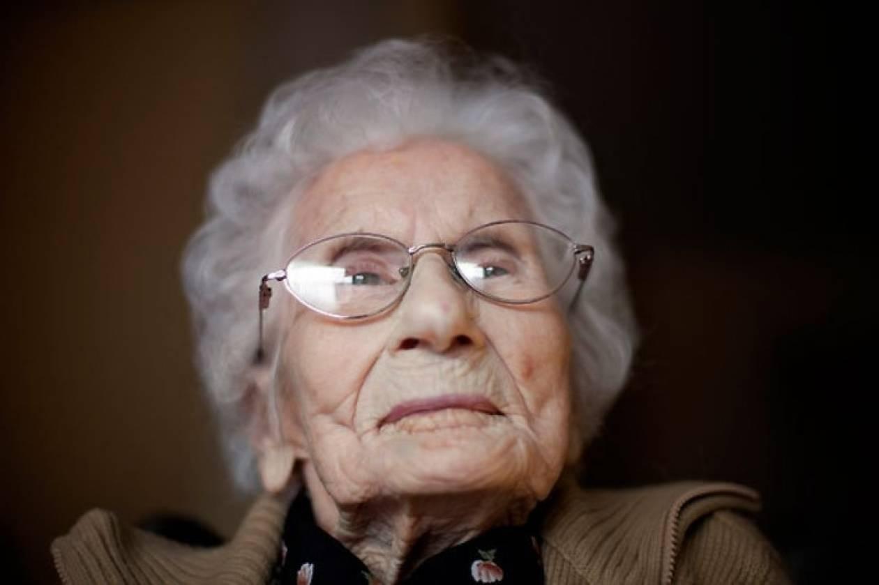 Πέθανε η γηραιότερη γυναίκα στον κόσμο
