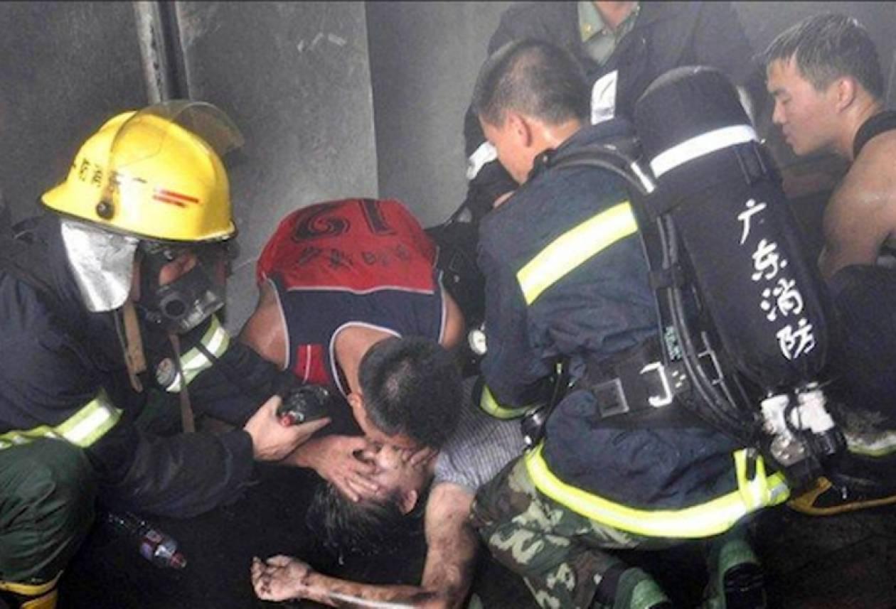 Εμπρηστής έκαψε ζωντανές 14 γυναίκες