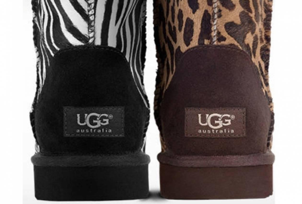 Η απάντηση της UGG στις κατηγορίες για τη γούνα που χρησιμοποιεί