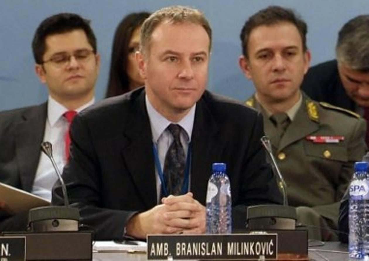 Αυτοκτόνησε ο πρεσβευτής της Σερβίας στο ΝΑΤΟ