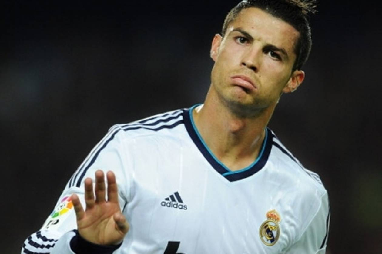 Ρεάλ Μαδρίτης: Έπιασε τον Μέσι ο Ρονάλντο!