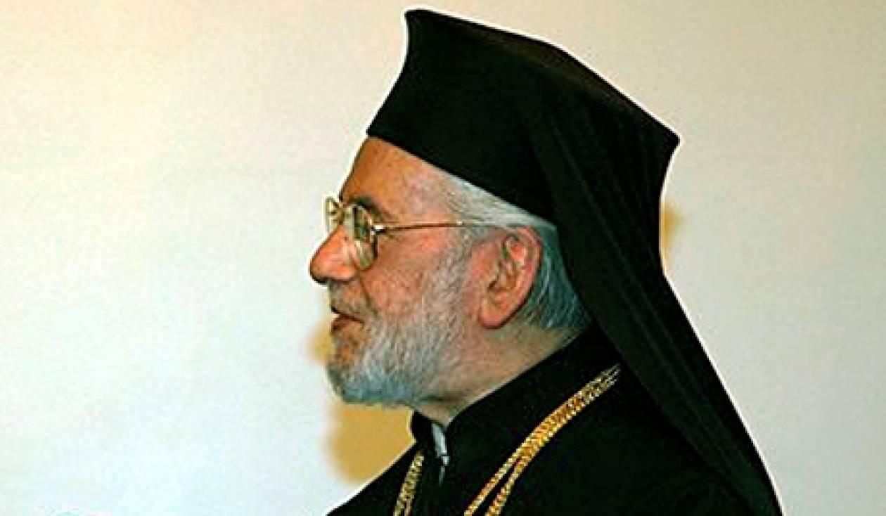 Απεβίωσε ο πατριάρχης της Ορθόδοξης Εκκλησίας της Αντιοχείας