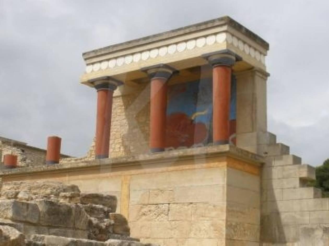 Απίστευτο: Η Κνωσσός ο σημαντικότερος αρχαιολογικός προορισμός!