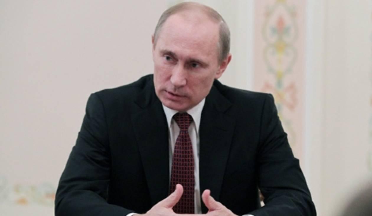 Πούτιν: O ΟΑΣΕ να πάψει να υπηρετεί τα συμφέροντα μεμονωμένων χωρών