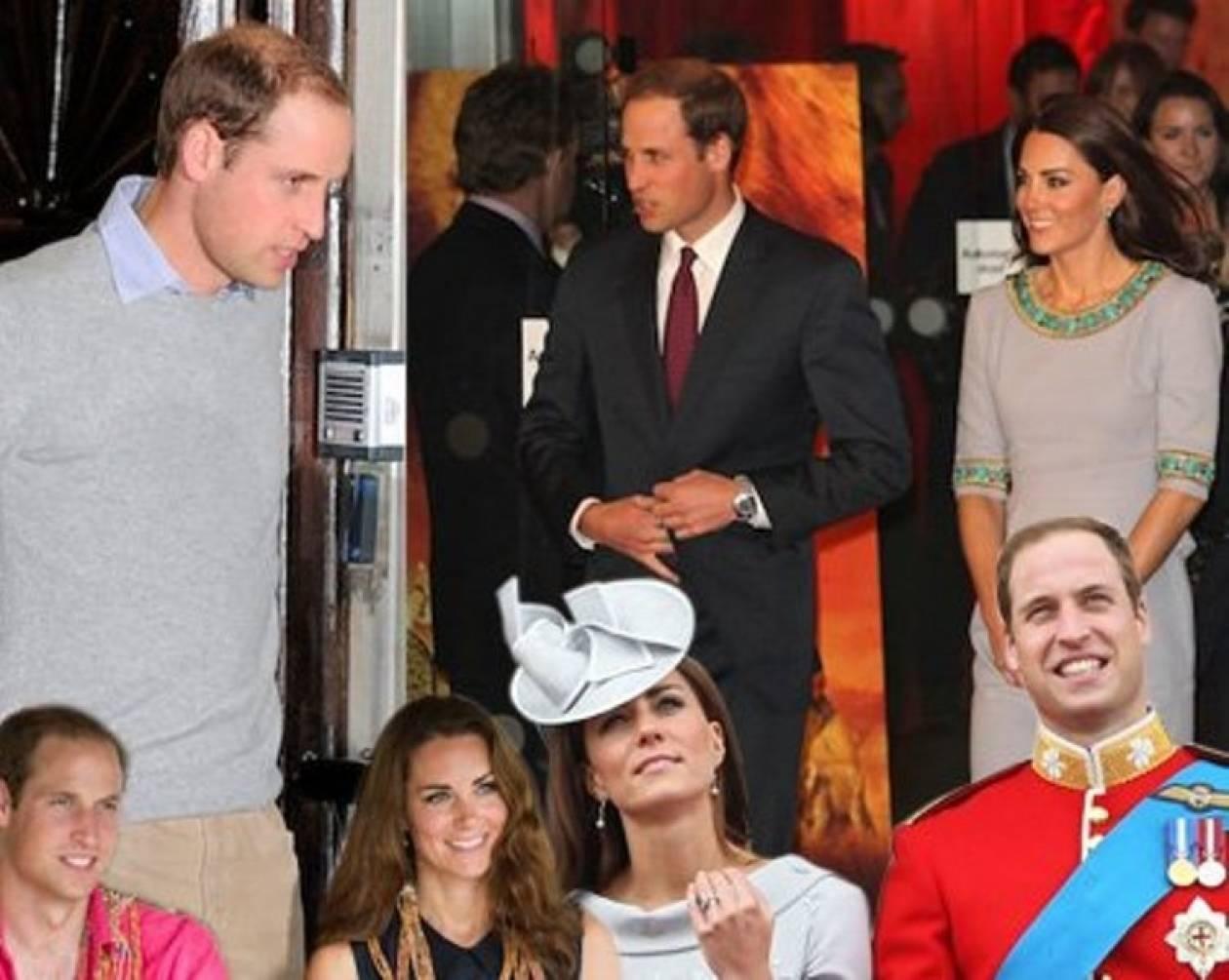Είναι ο πρίγκιπας William ο πιο γλυκός γαλαζοαίματος στον κόσμο;