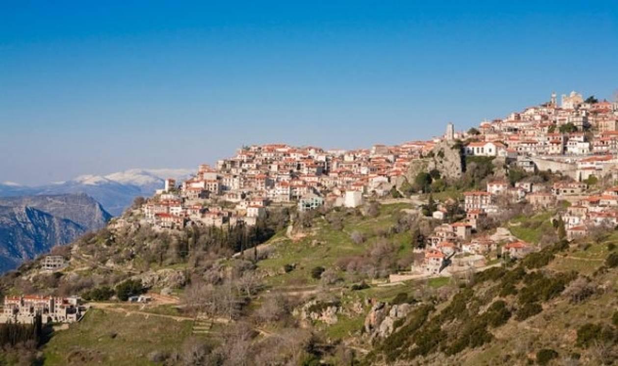 Αλβανοί έκλεβαν μέχρι και τα κουφώματα από εξοχικά στην Αράχωβα