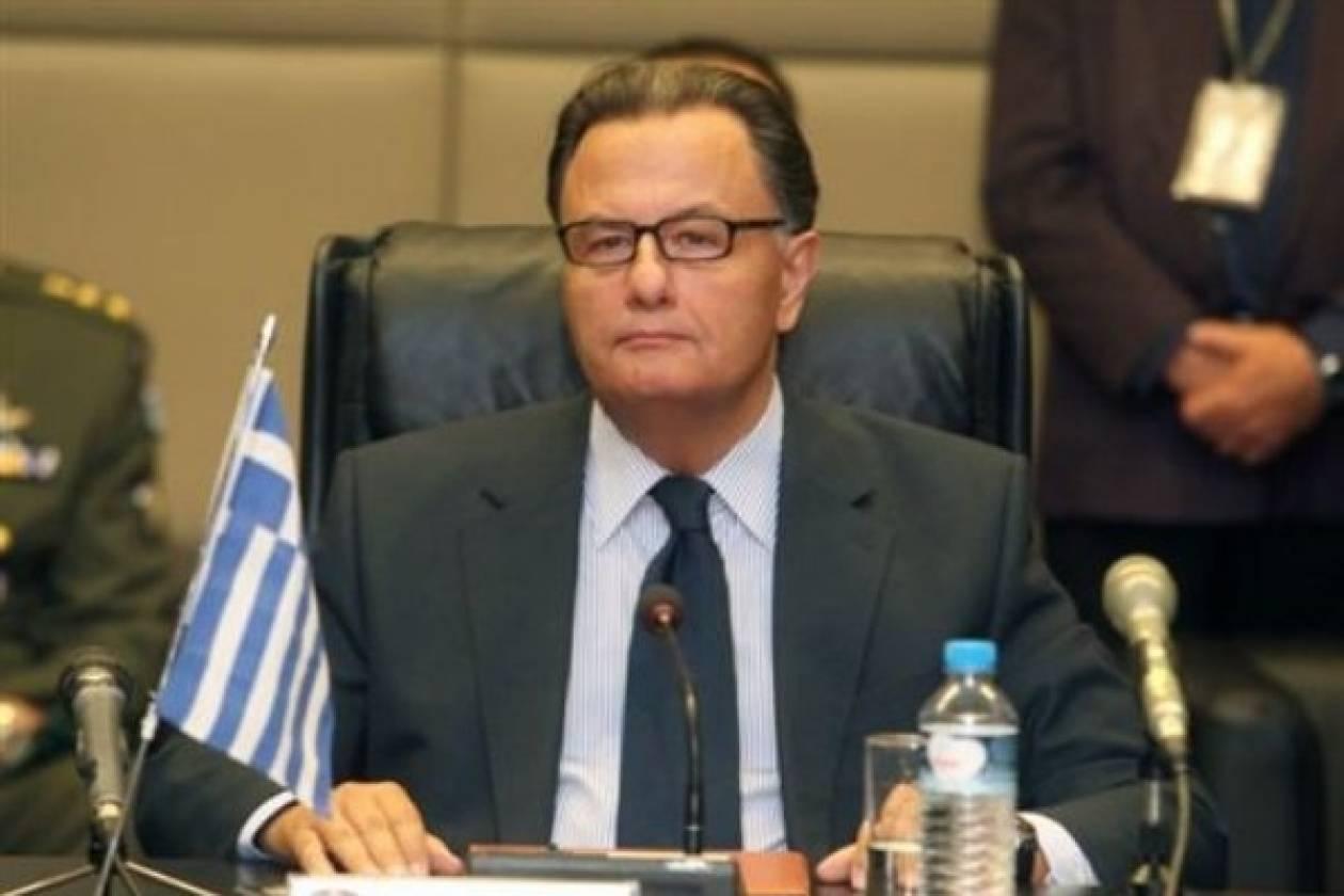 Συνάντηση ΥΕΘΑ με αντιπροσωπεία του ΣΥΡΙΖΑ για τα ναυπηγεία