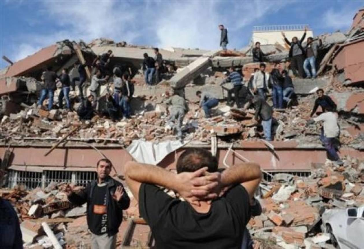 Φονικό το «χτύπημα» του Εγκέλαδου στο Ιράν