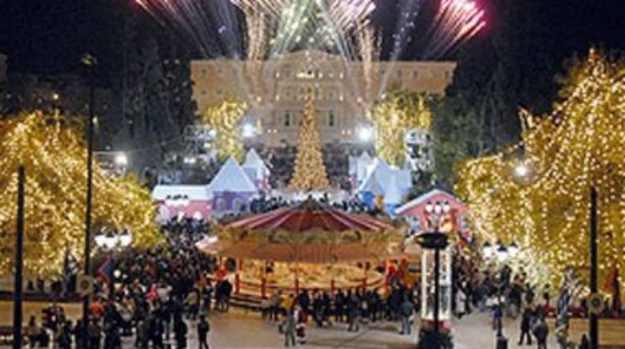 Χριστούγεννα στην Αθήνα-Δείτε το πρόγραμμα των εκδηλώσεων