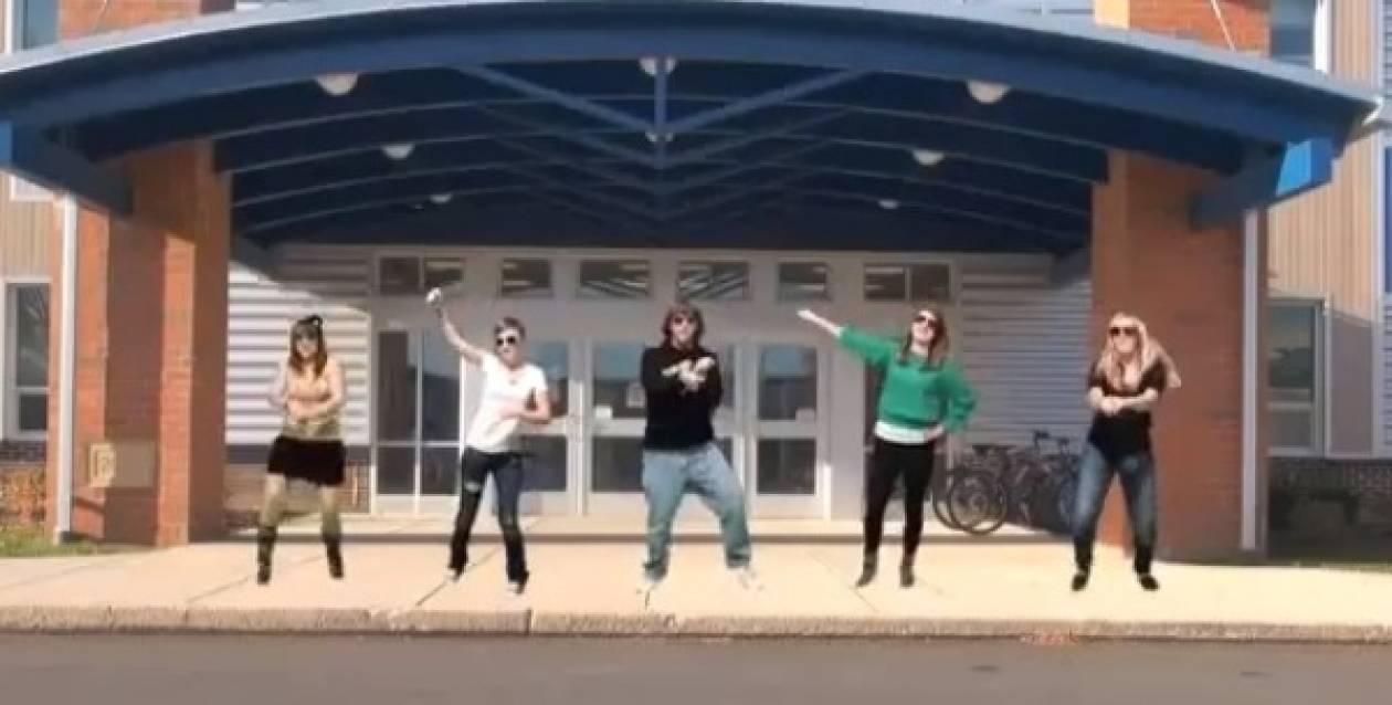 Η χειρότερη παρωδία του Gangnam Style! (βίντεο)