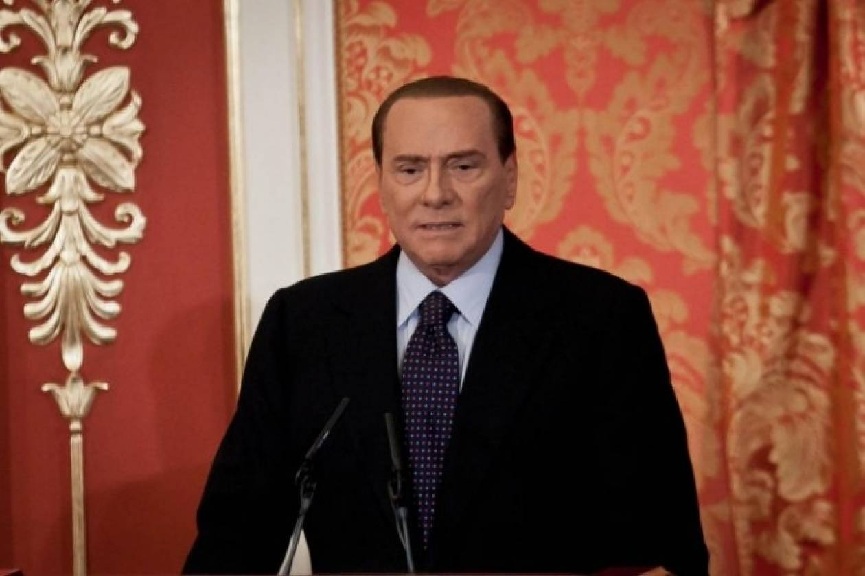 Ιταλία: Δεν αφήνει την πολιτική ο Μπερλουσκόνι