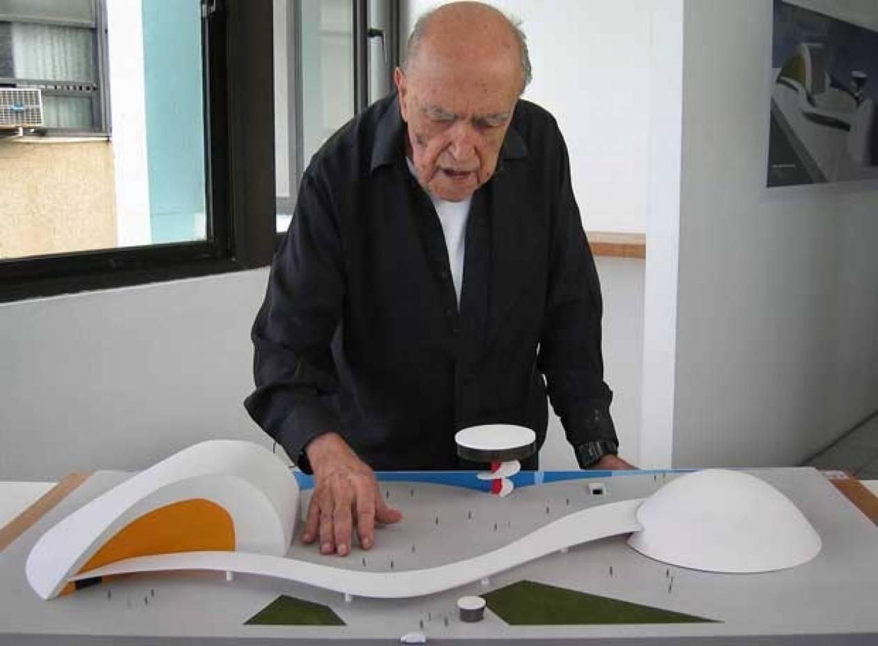Πέθανε ο σπουδαίος αρχιτέκτονας Όσκαρ Νιμάγιερ