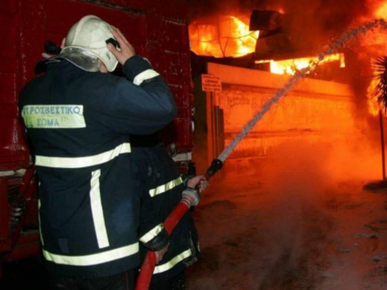 Τραγωδία στην Άρτα: Ηλικιωμένη κάηκε ζωντανή