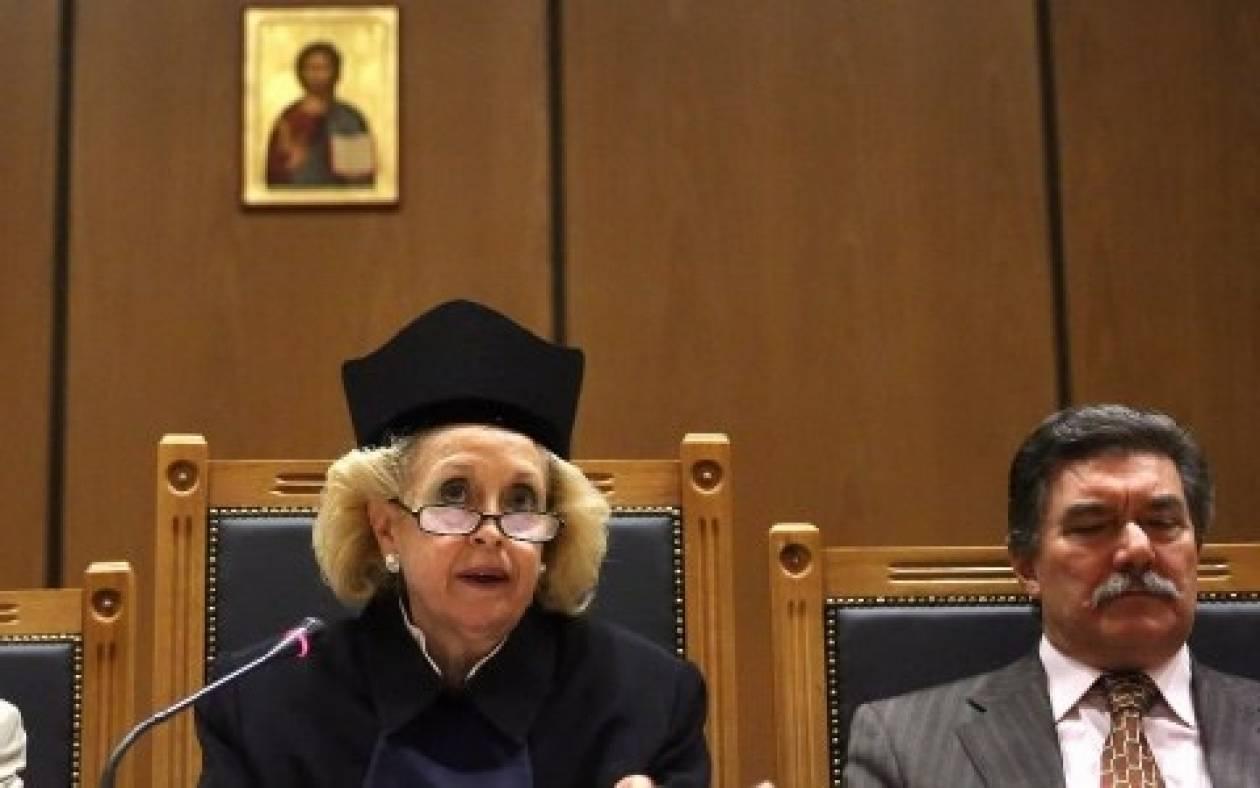 Συνάντηση Σαμαρά με δικαστικούς λειτουργούς