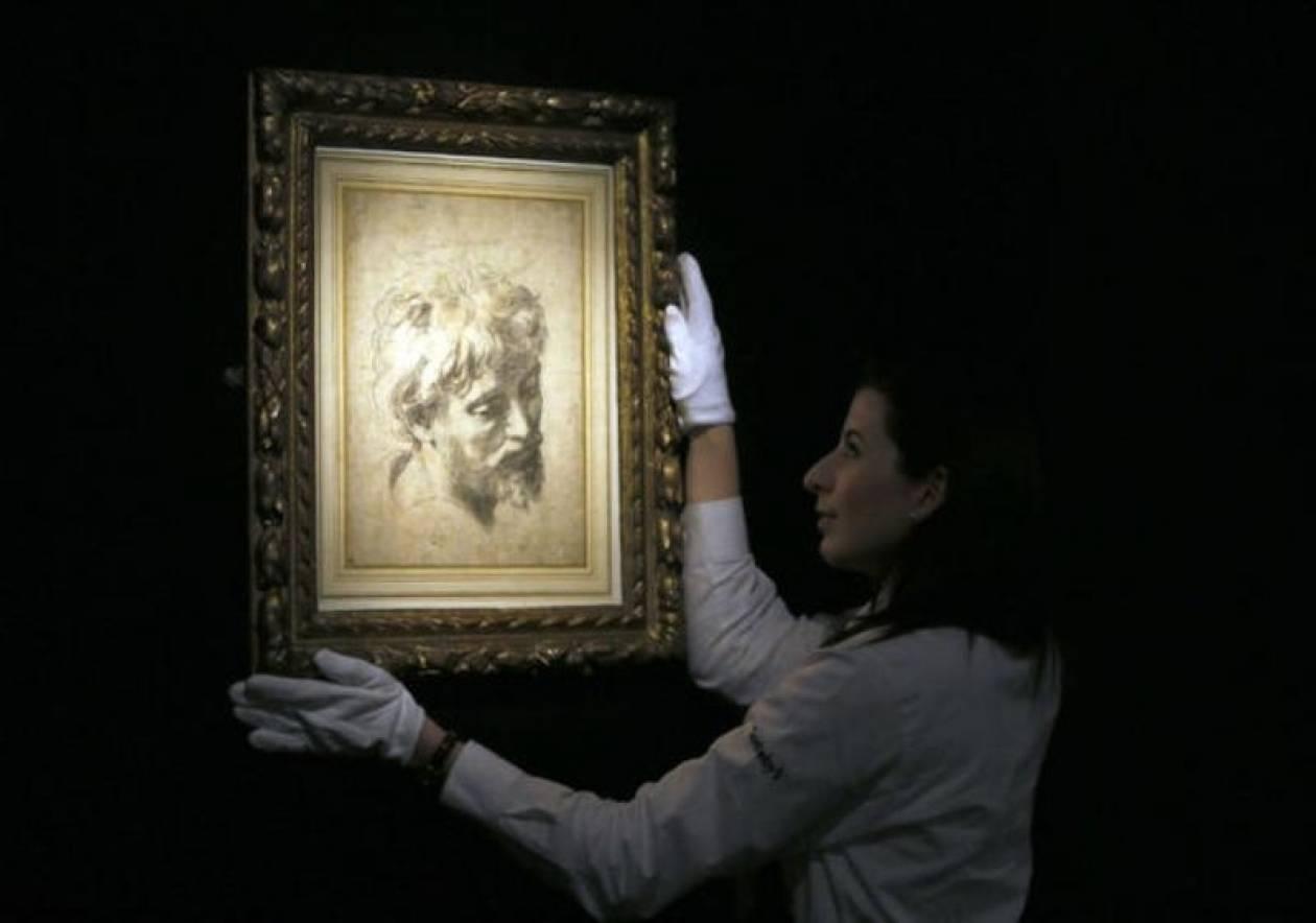 Σκίτσο του Ραφαέλ πωλήθηκε 29,7 εκατ. λίρες
