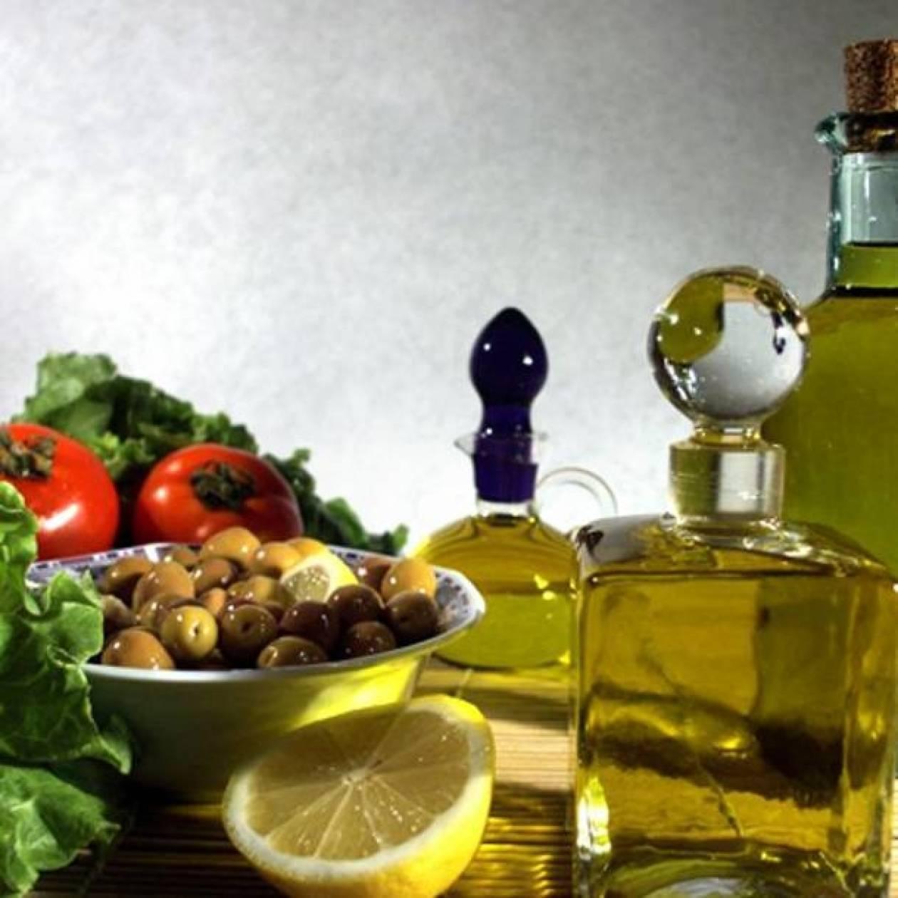 Η οικονομική κρίση «χτύπησε» και τη Μεσογειακή διατροφή