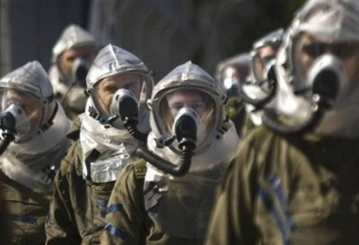 NBC: Βόμβες θανατηφόρου αερίου ετοιμάζει ο συριακός στρατός