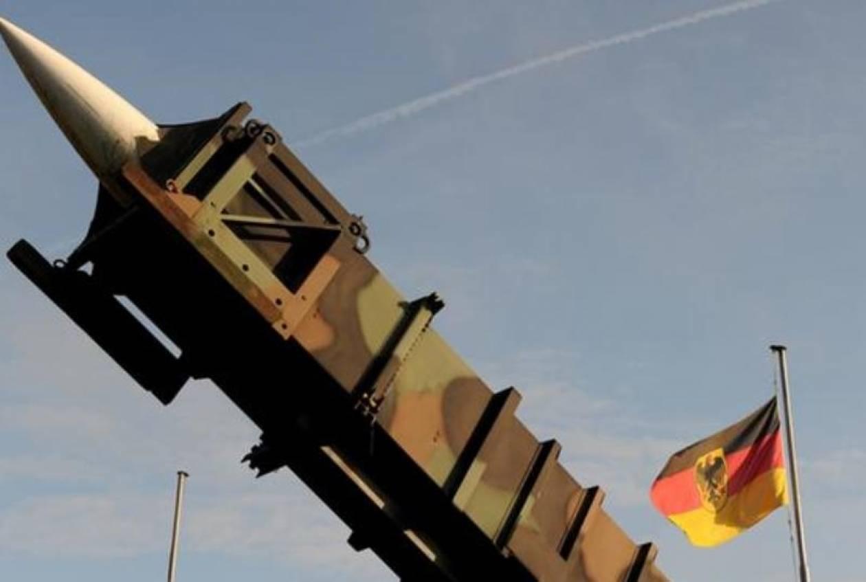 Η κυβέρνηση της Μέρκελ ενέκρινε την αποστολή Patriot στην Τουρκία