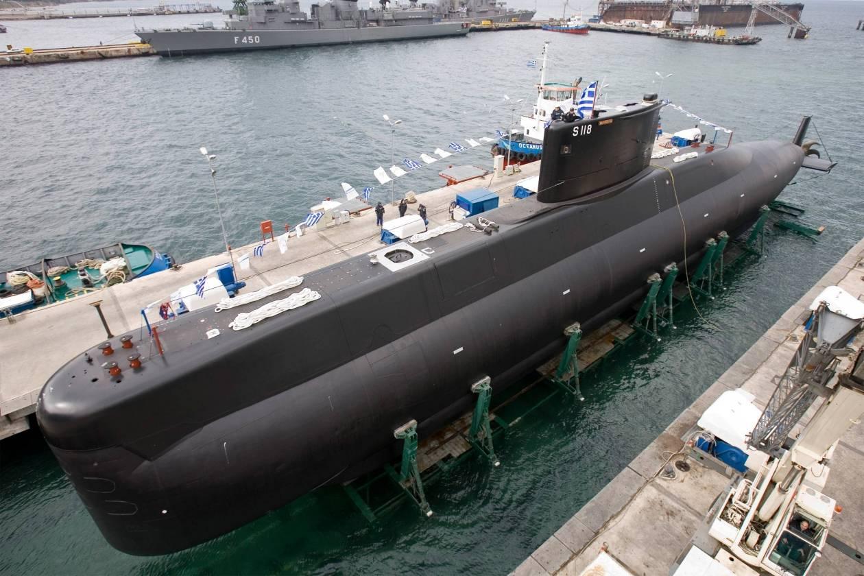 Ώρα αποφάσεων για τα υποβρύχια του Πολεμικού Ναυτικού