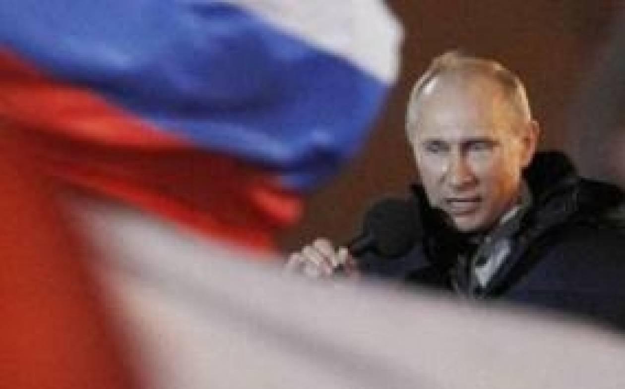 Forbes: O Πούτιν είναι ένας από τους 3 ανθρώπους με μεγαλύτερη επιρροή