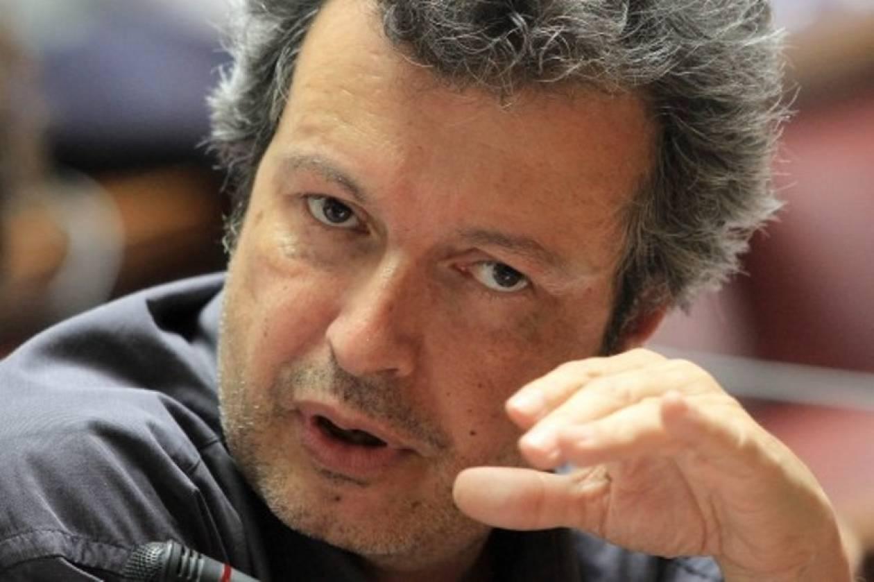 Τατσόπουλος: Ο Βενιζέλος πειθαναγκάζει ένα φασίστα να του κάνει μήνυση