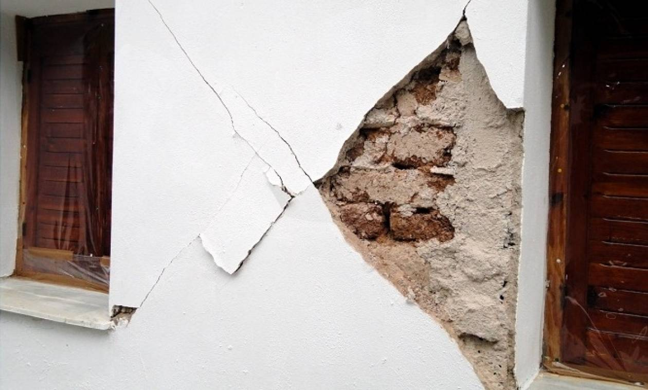 Κόνιτσα: 790.000 για αποκατάσταση σεισμοπαθών