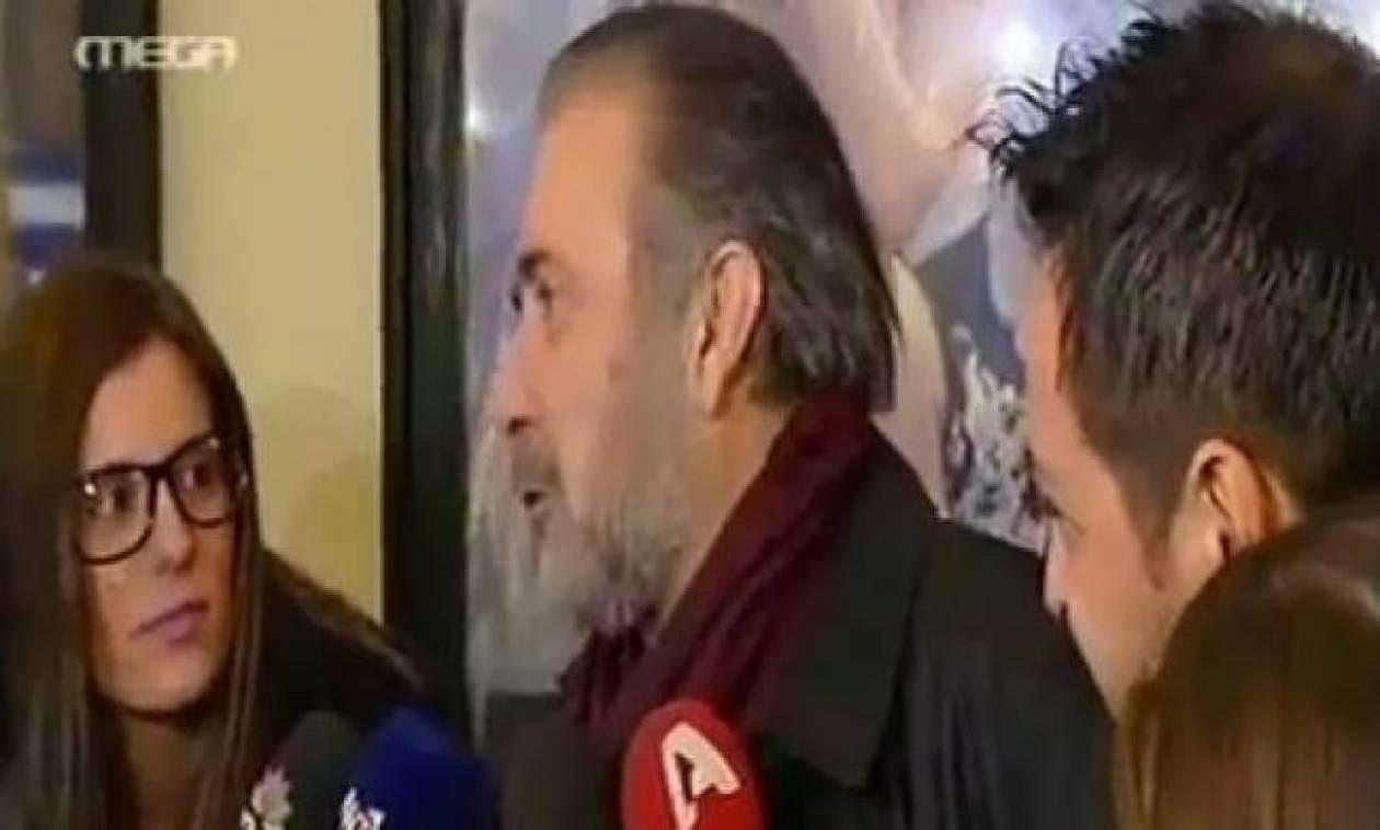 Λάκης Λαζόπουλος: «Φαντάσματα έχουμε πολλά και κυβερνάνε ακόμα»