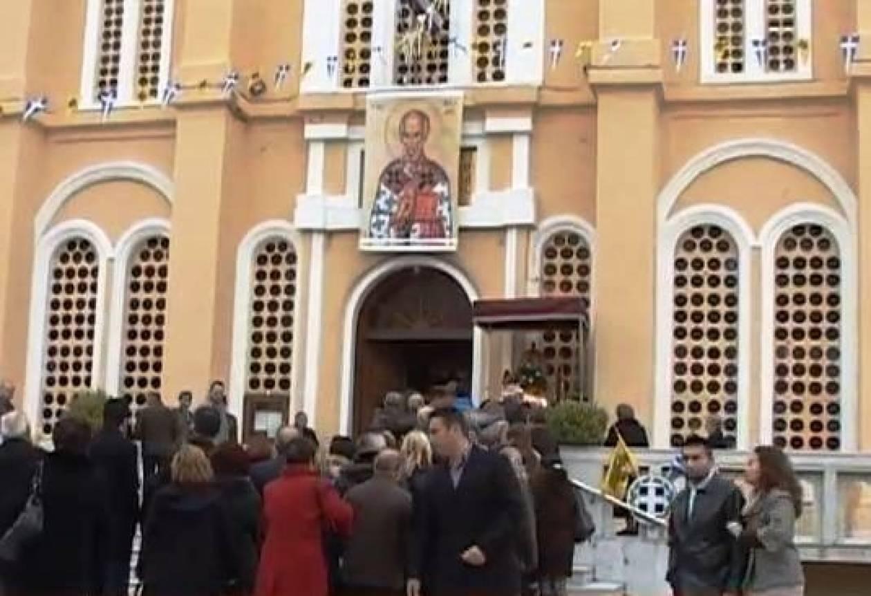 Βίντεο: Η Αλεξανδρούπολη γιόρτασε τον πολιούχο της Άγιο Νικόλαο