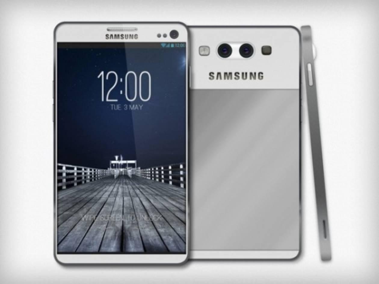 Galaxy S IV: Ραντεβού τον... Απρίλιο με οθόνη που δεν σπάει...