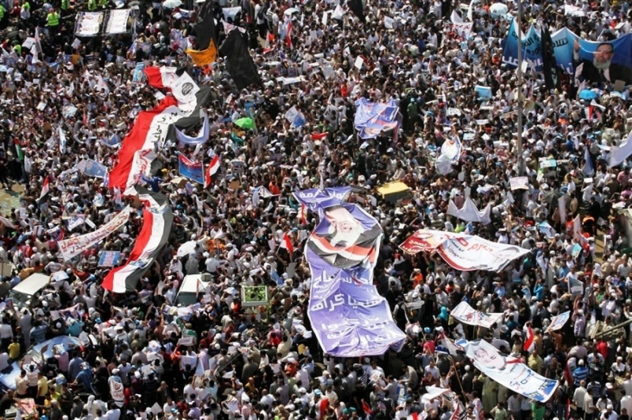 Αίγυπτος:Ακτιβιστές απέρριψαν την έκκληση του Μόρσι για εθνικό διάλογo