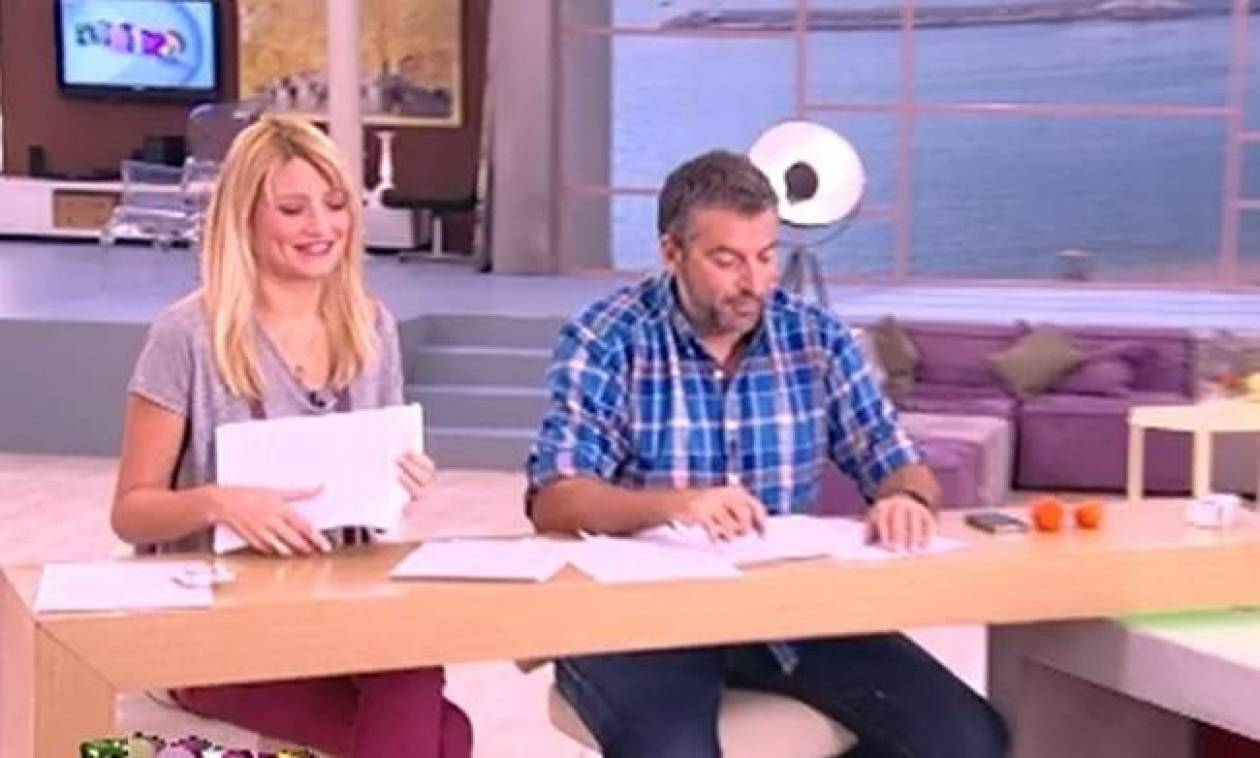 Η Σκορδά αποκάλεσε «θηλυπρεπή» γνωστό ηθοποιό! Πώς αντέδρασε on air!
