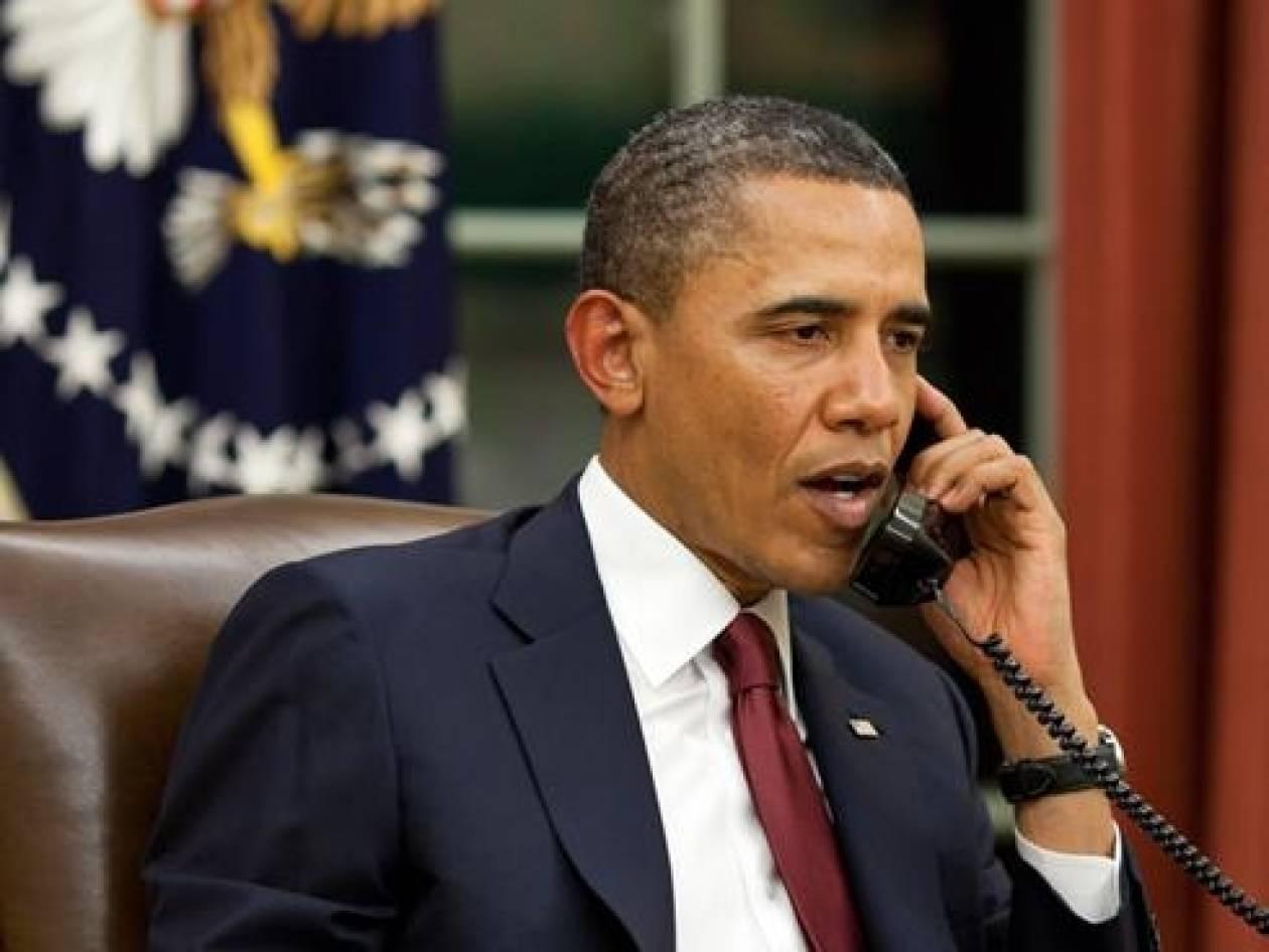 Ανησυχεί για την κατάσταση στην Αίγυπτο ο Ομπάμα