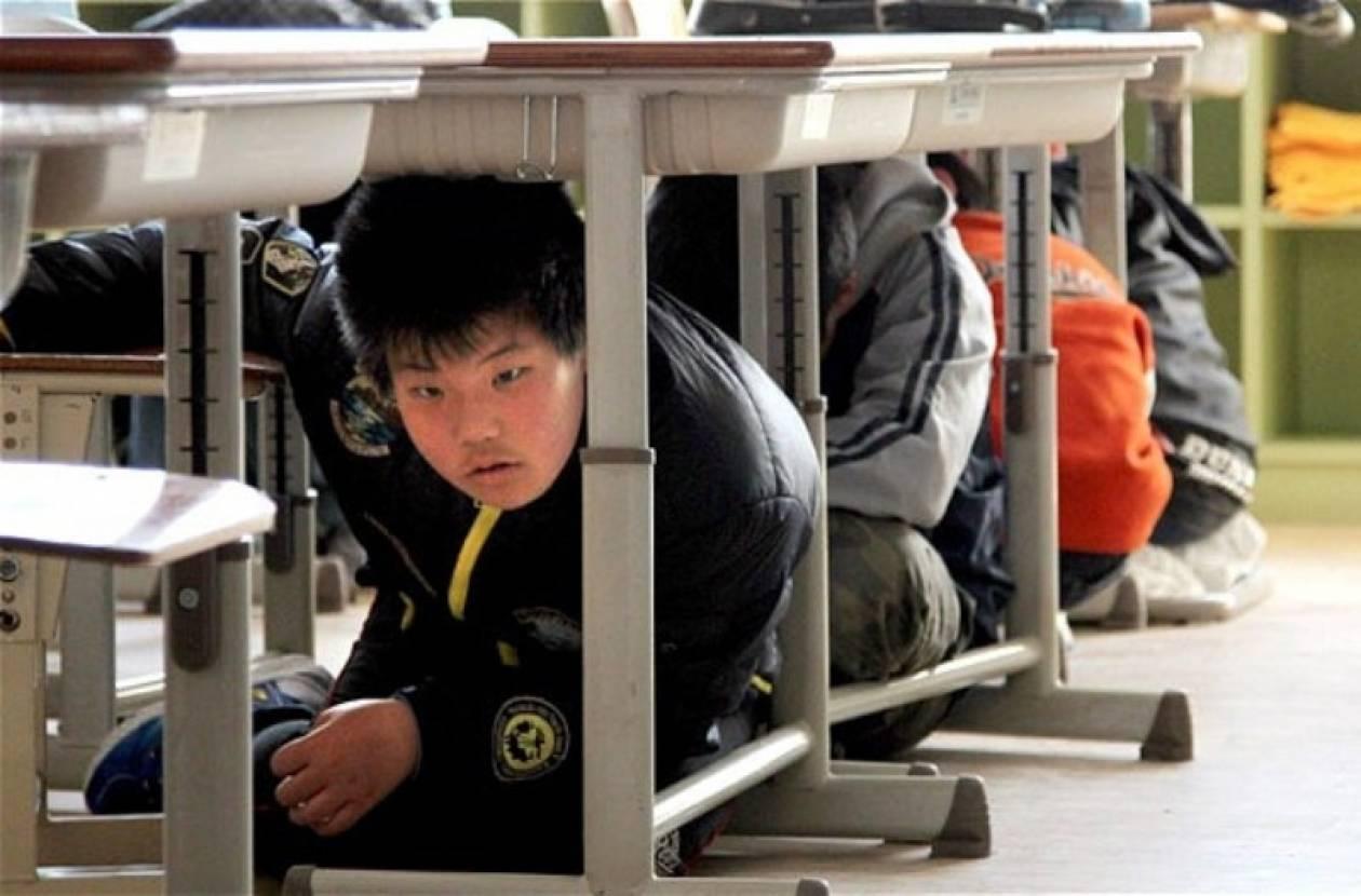 Ιαπωνία: Μετασεισμός μεγέθους 6,2 βαθμών