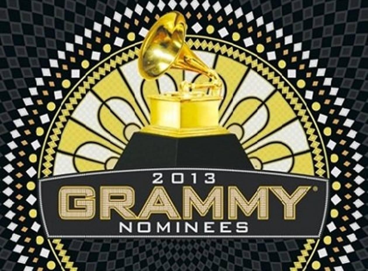 Ποιοι διάσημοι δεν είναι στους υποψηφίους των Grammy 2013;