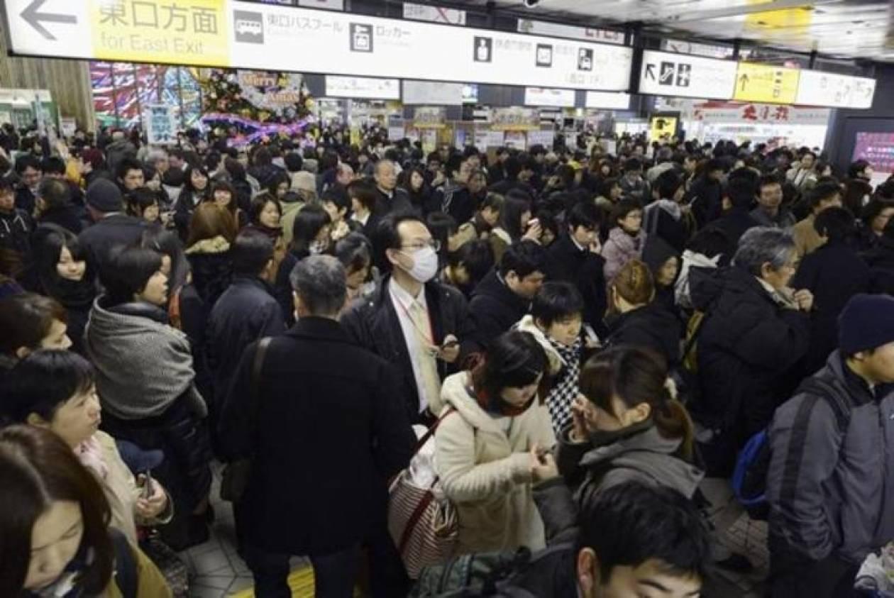 Ιαπωνία: Έληξε ο συναγερμός για τσουνάμι